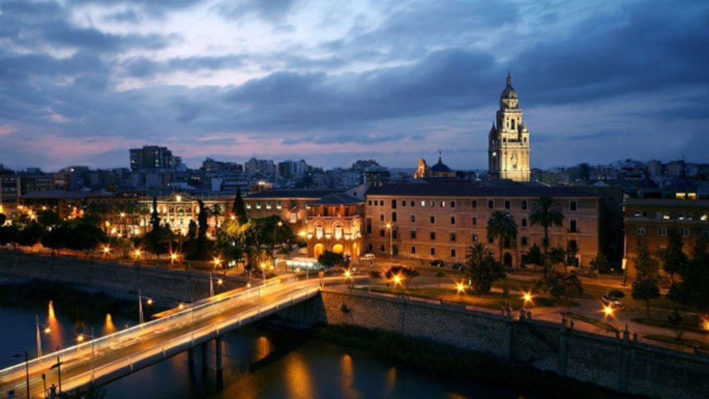 Murcia, su máxima en 47,2 grados