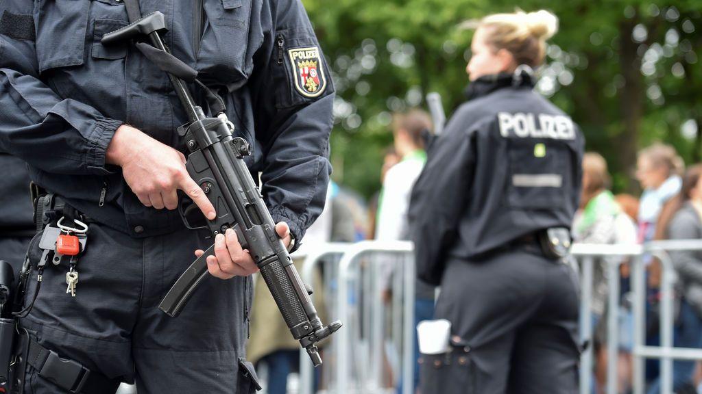 Detenido un adolescente sirio que planeaba un atentado suicida en Berlín