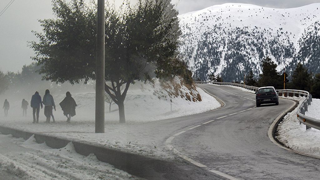 alerta nieves
