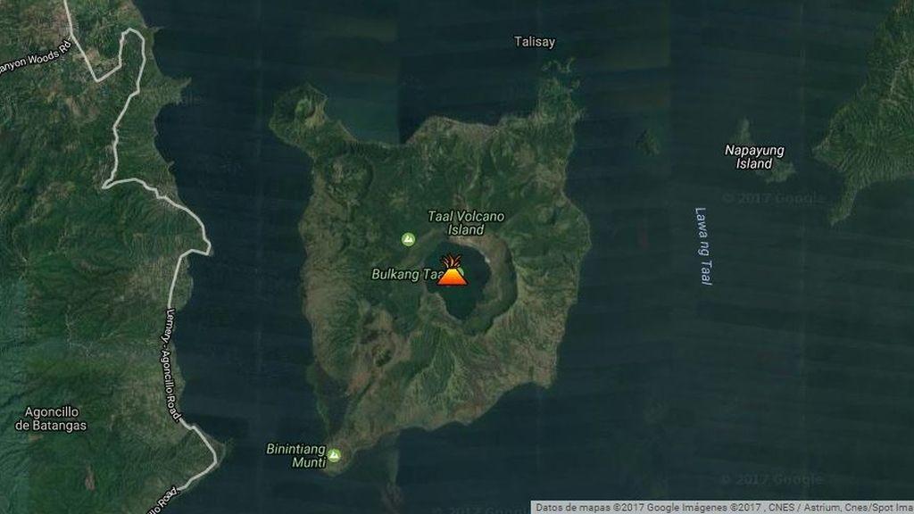 ¿Has visto alguna vez una isla triple? Tiene este aspecto (y no es lo que te esperas)