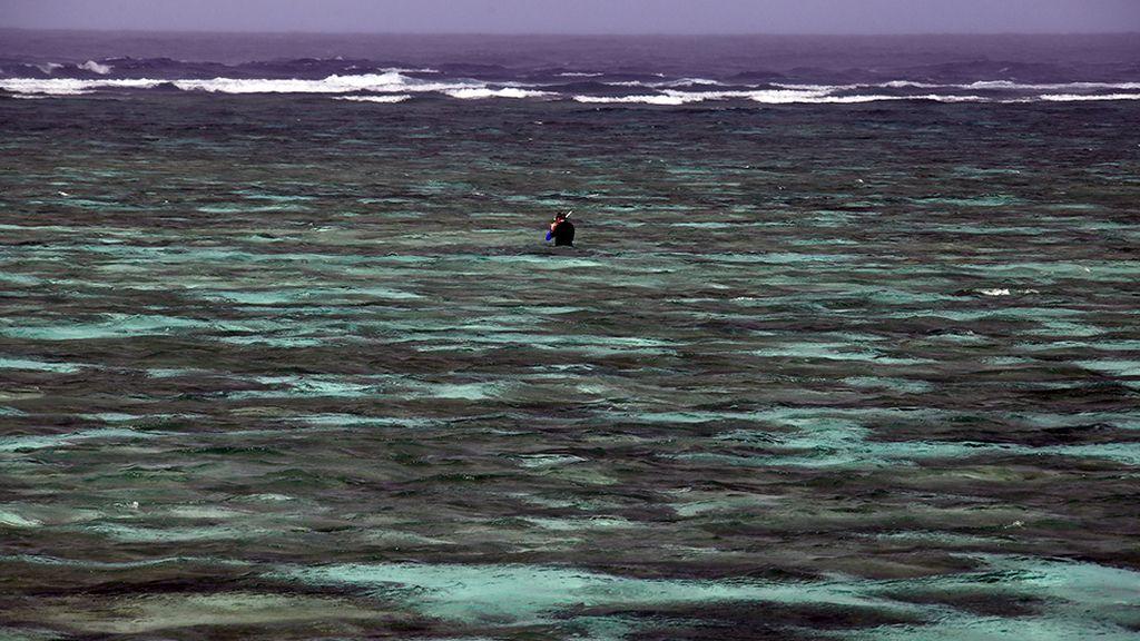 El conjunto de arrecife coralífero más extenso del mundo
