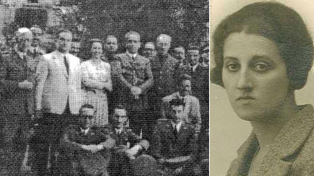 Felisa Martín, la primera mujer en entrar en la AEMET