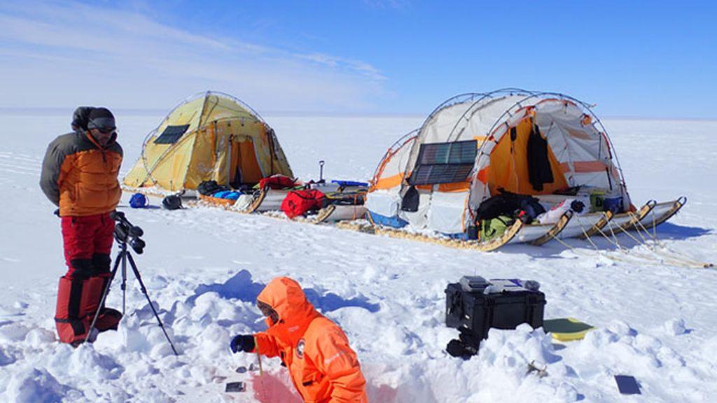 Hilo Moreno y su viaje a Groenlandia