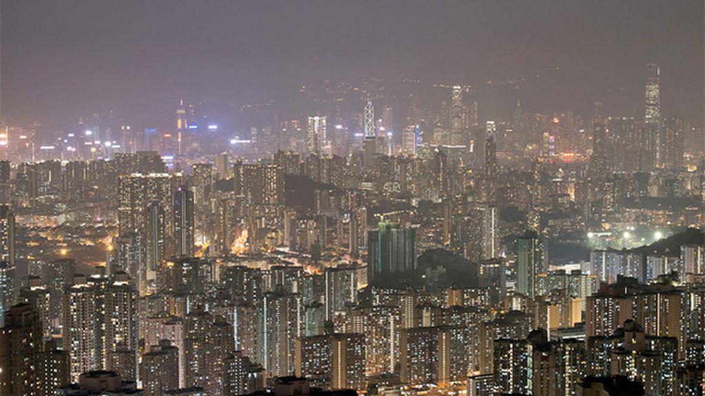 Todos los rascacielos de Hong Kong