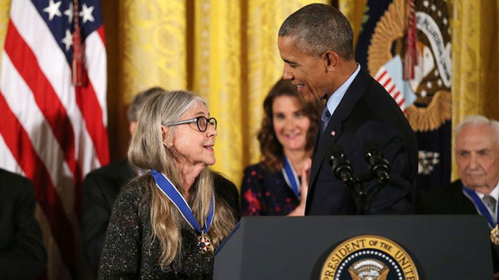 Margaret Hamilton, la responsable de la programación de software del Apollo