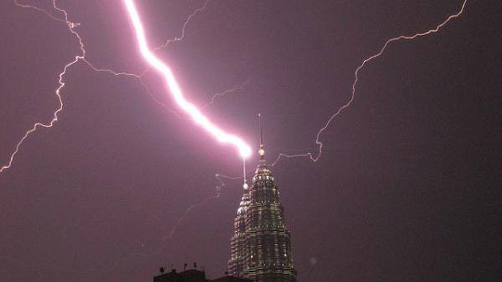 Torres Petronas (Kuala Lumpur, Malasia). Octubre de 2007