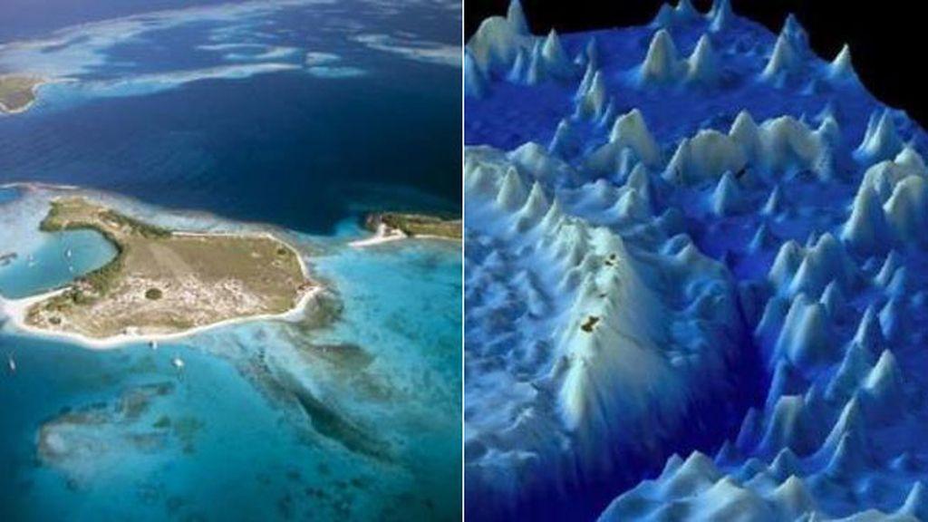 La fosa de las Marianas, oscuridad perpetua con temperaturas glaciales