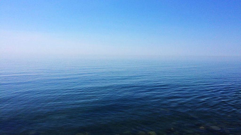 Azul, verde, turquesa…, ¿de qué color es el mar?