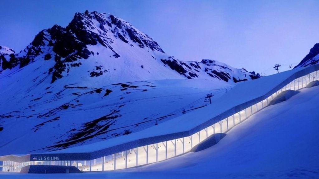 pista esquí