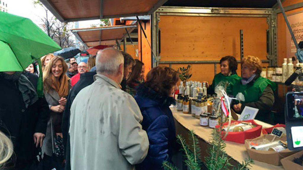 La Navidad es para echar una mano a los que más lo necesitan en Zaragoza