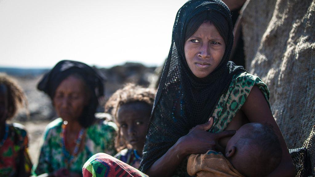 Madre etíope
