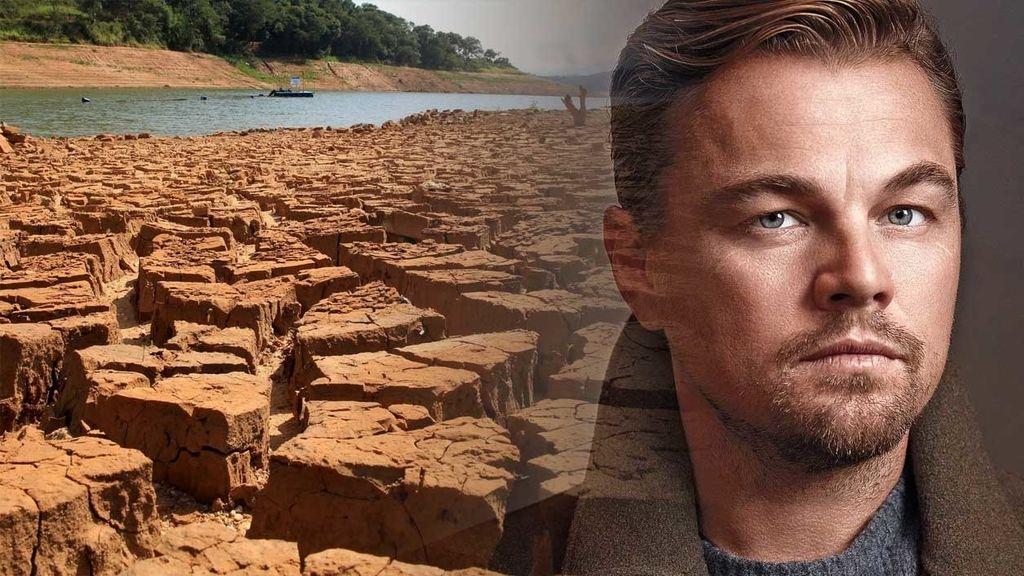 Leo DiCaprio: más de 20 años luchando contra el cambio climático