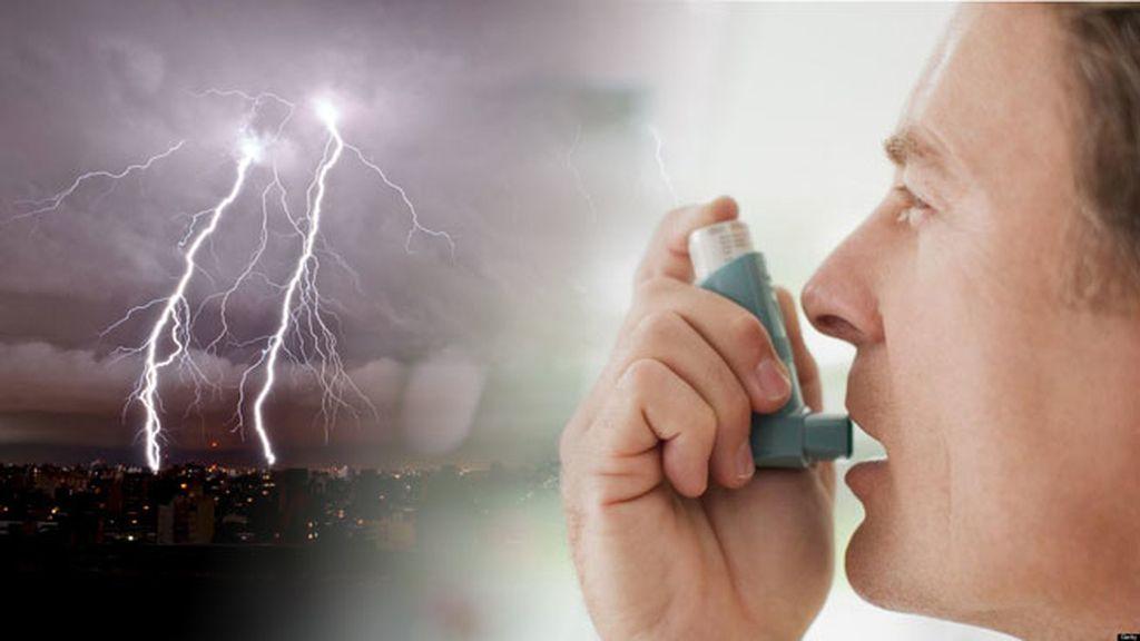 asma de las tormentas
