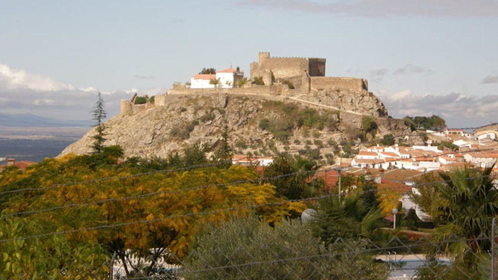 Castañar de Montánchez en Cáceres