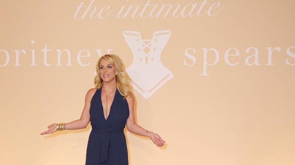 Britney no es una chica de nylon