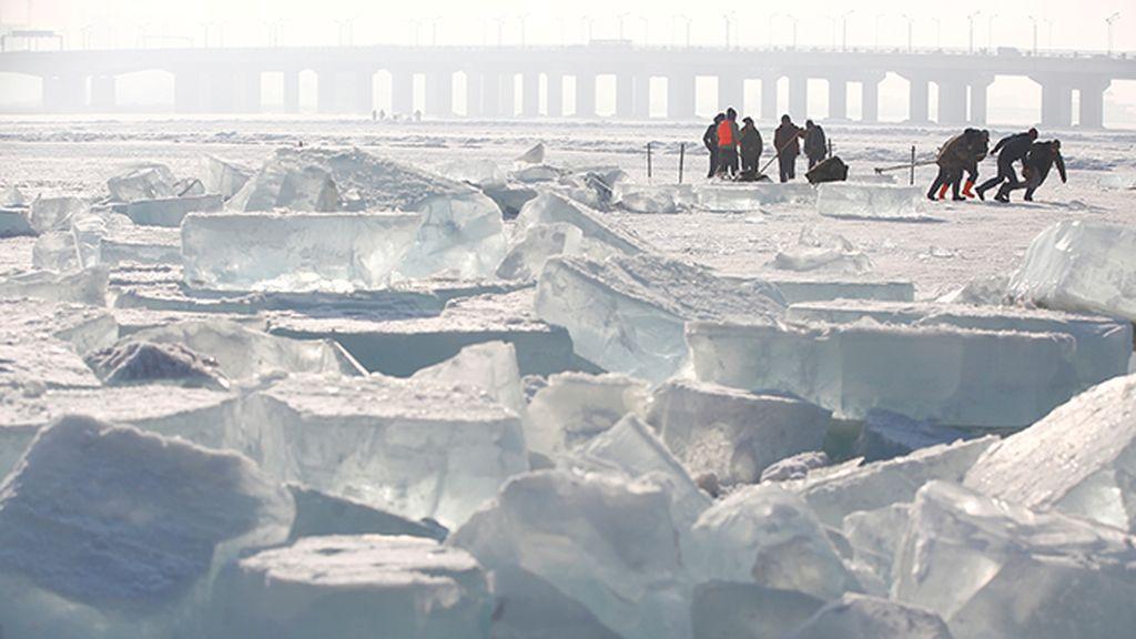 Las oficinas de turismo aconsejan a los visitantes cuidarse y protegerse bien del frío