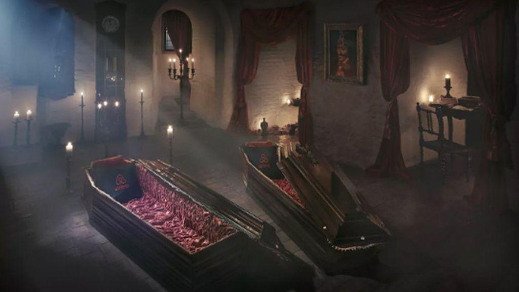 Más allá de nuestras fronteras, en el verdadero Castillo del Conde Drácula en Transilvania