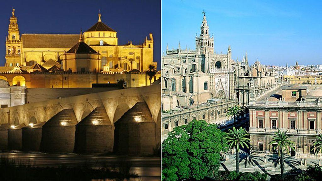 Córdoba y Sevilla, llegaron a 45,8 y 45,3 grados, respectivamente