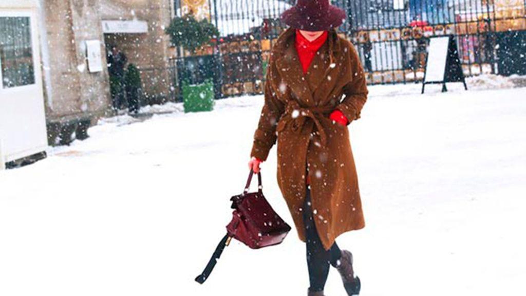 ropa frio
