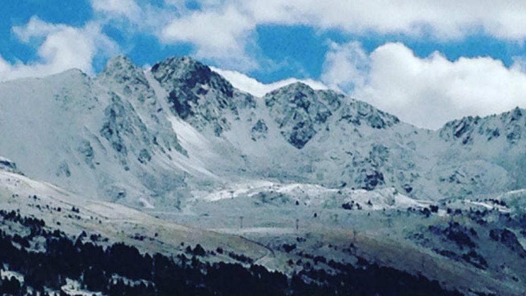 Grandvalira en el Pirineo, lindando con Andorra (@illacarlemany)