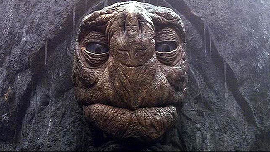 Morla, la montaña- tortuga de 'La historia interminable'