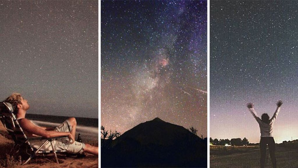 Madrid, Barcelona, Valencia, Canarias... : Imágenes de los cielos de todo el país