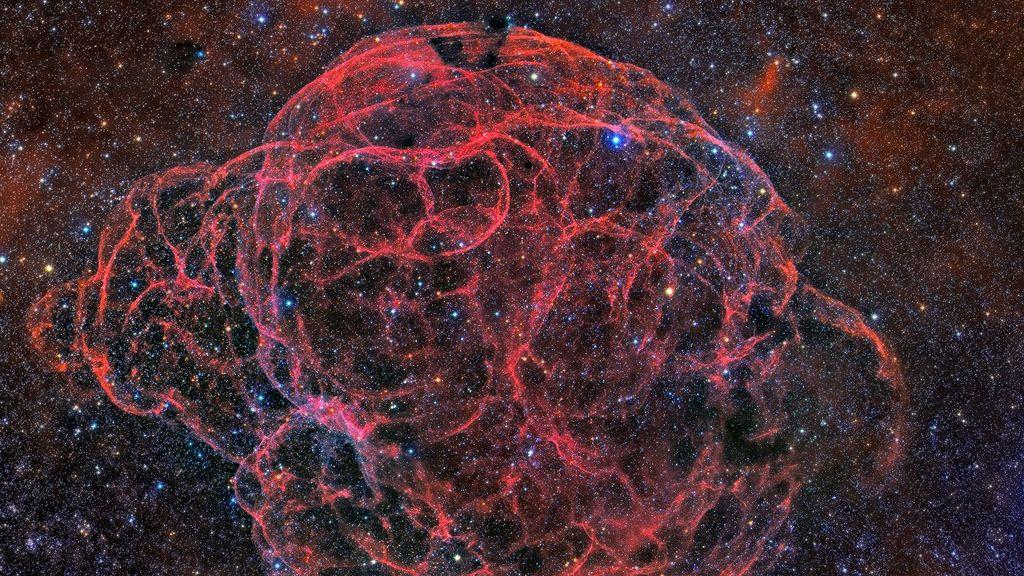 nebulosa espagueti