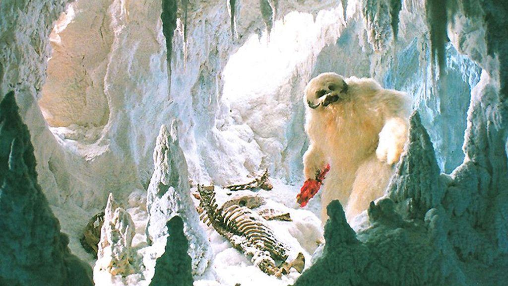 El monstruo de las nieves de Hoth