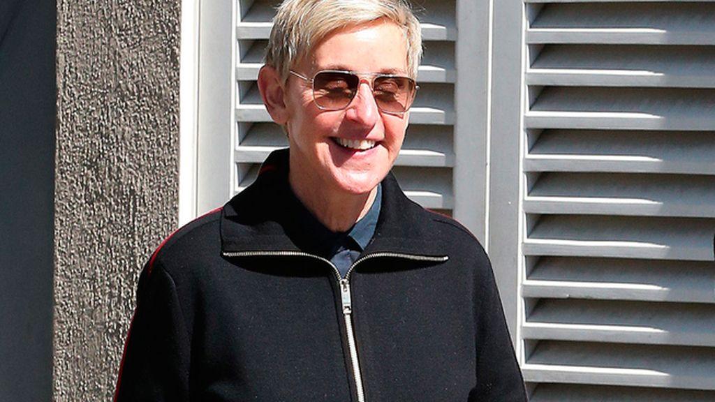 Ellen DeGeneres no soporta el polvo