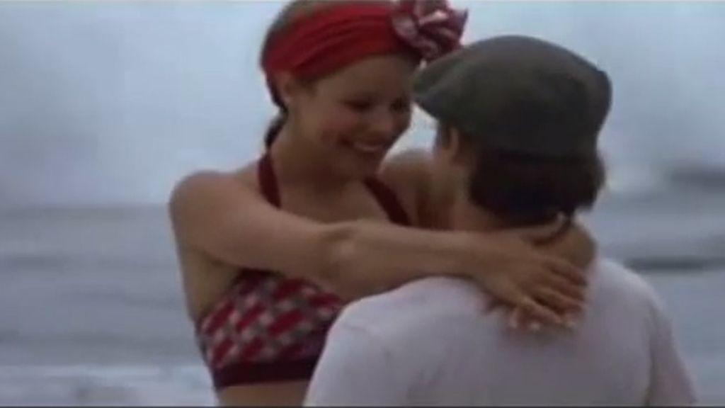 Volar como una gaviota entre las olas del mar, como Noah y Allie en el 'Diario de Noah'