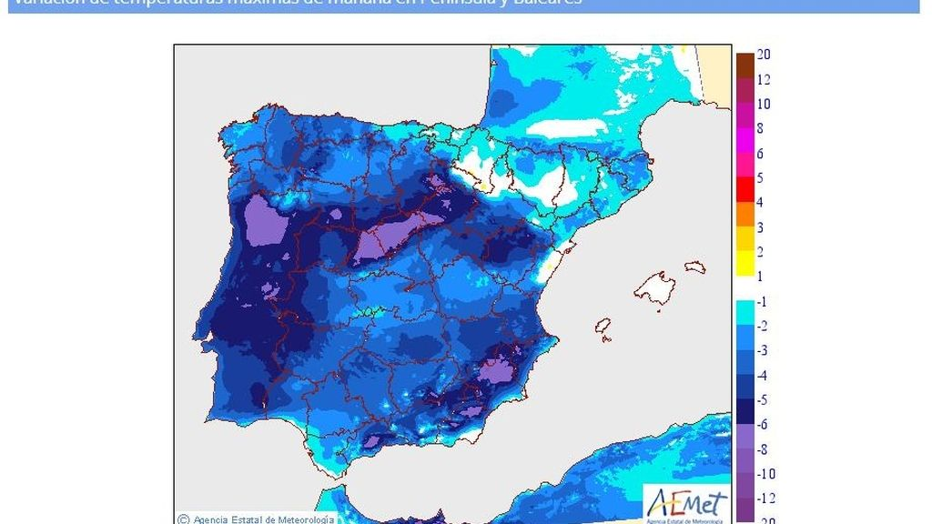temperaturas reyes