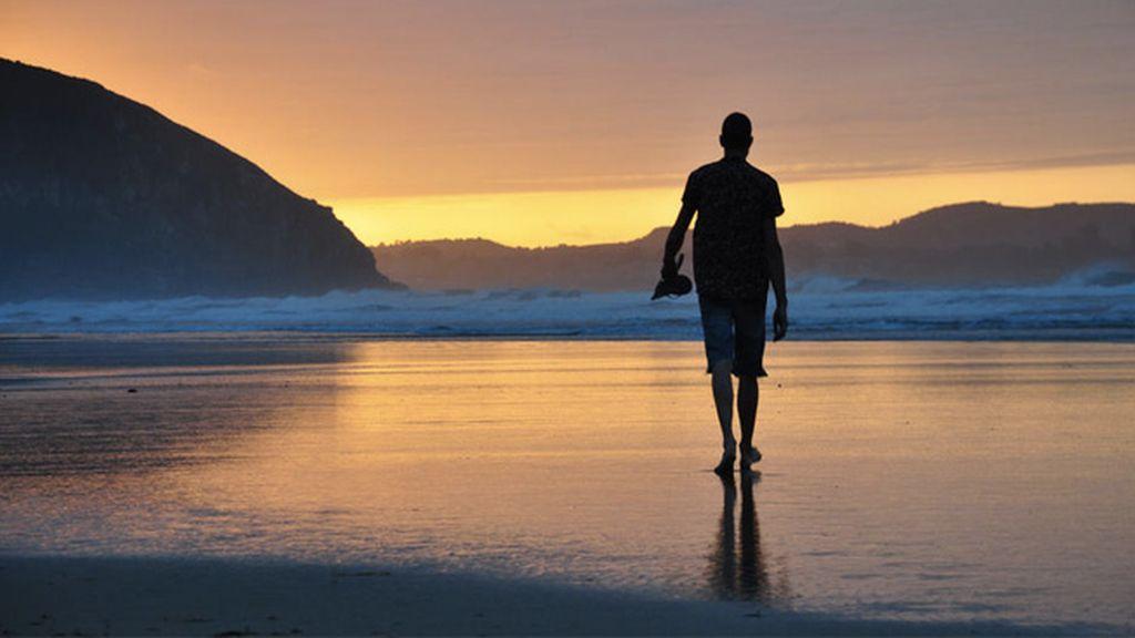 En otoño aún hay playa, sobre todo si vas a Santoña (Cantabria)