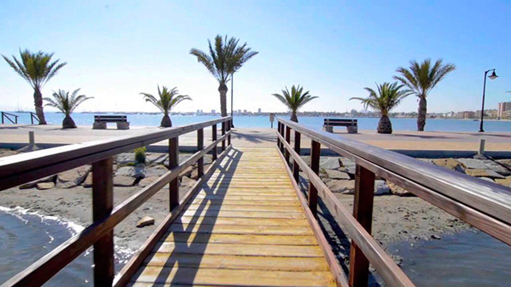 San Pedro del Pinatar: los lodos curativos del Mar Menor