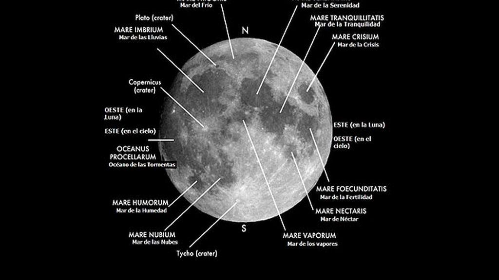 Conquista con los mares lunares