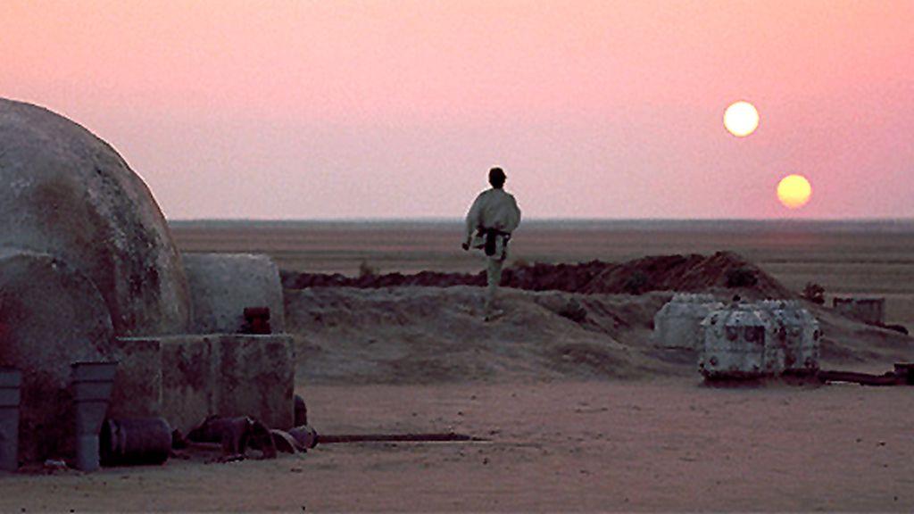 Los dos soles de Tatooine: Tatoo I y Tatoo II