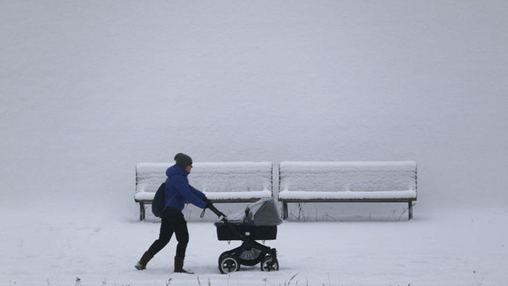 ¿Mi bebé pasa frío? ¿Le abrigo más estos días? Los expertos nos aconsejan en estos días de temperaturas bajo cero