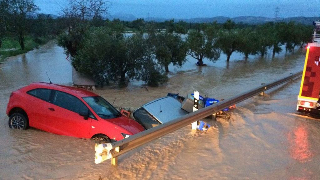 baleares temporal