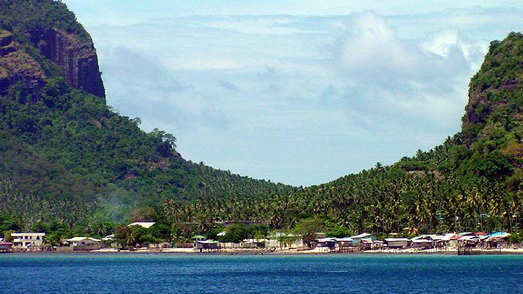 Isla Malcapuya, de los lugares más desiertos de Filipinas