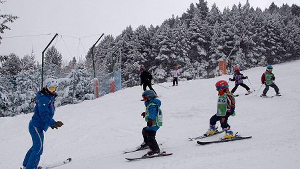 La Molina, la pista de esquí pionera