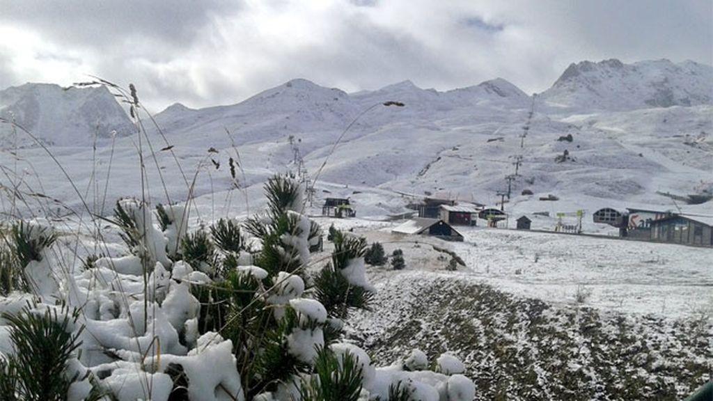 La estación de Aramón Formigal-Panticosa en los Pirineos (@EnjoyAragon)
