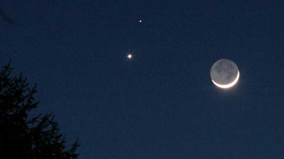 mercurio marte luna