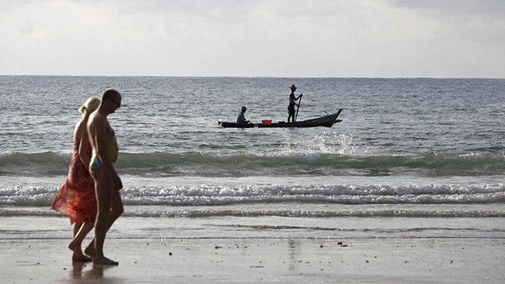 Ngapali, la novedad playera de Birmania