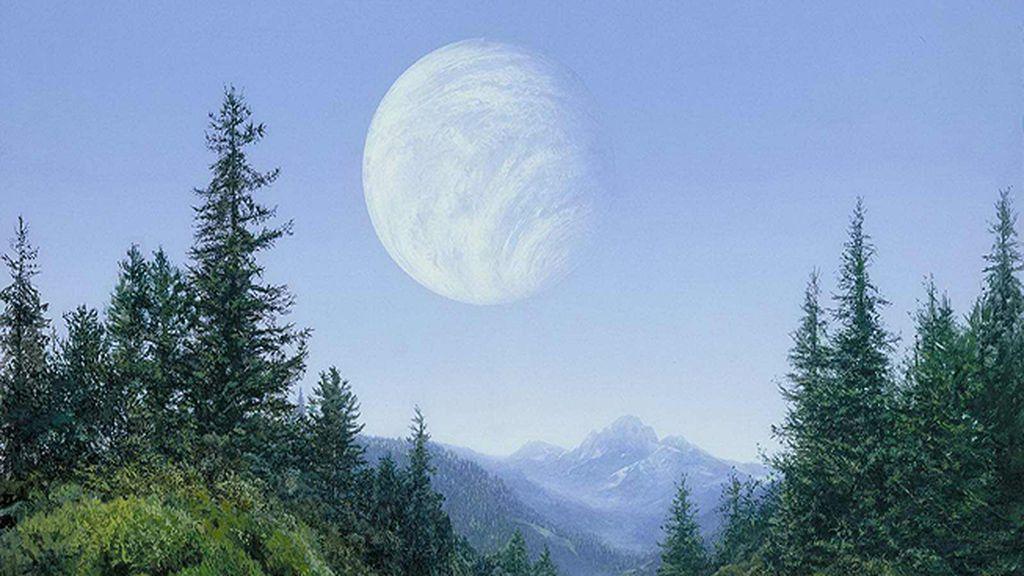 La Luna de Endor: la residencia de los Ewoks