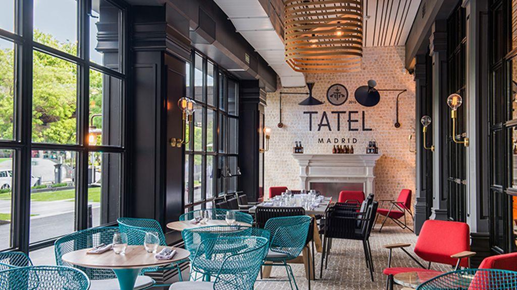 Tatel, el restaurante de moda (Paseo de la Castellana, 36-38)