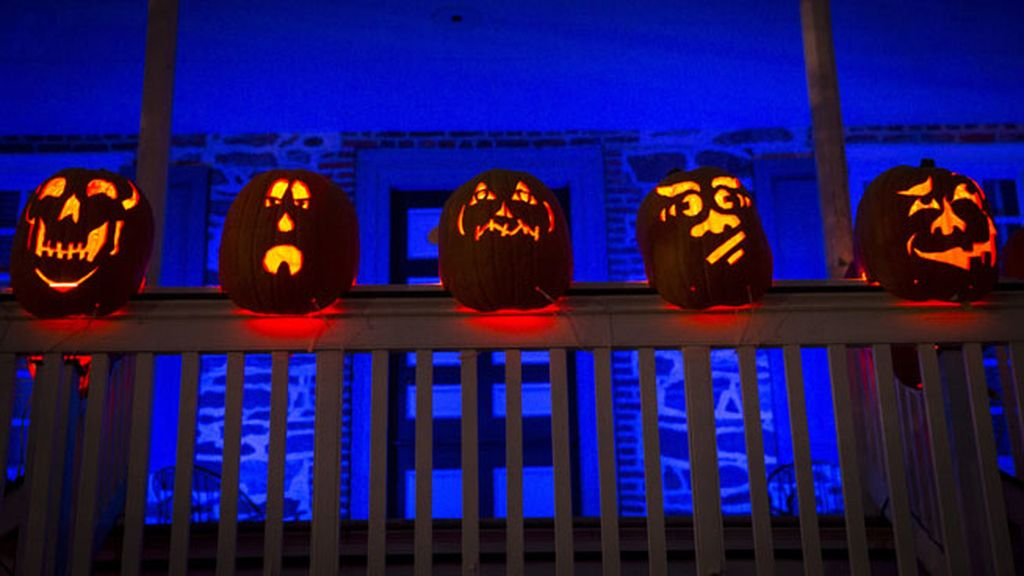 ¿Por qué la calabaza es el símbolo de Halloween? Se debe al tiempo