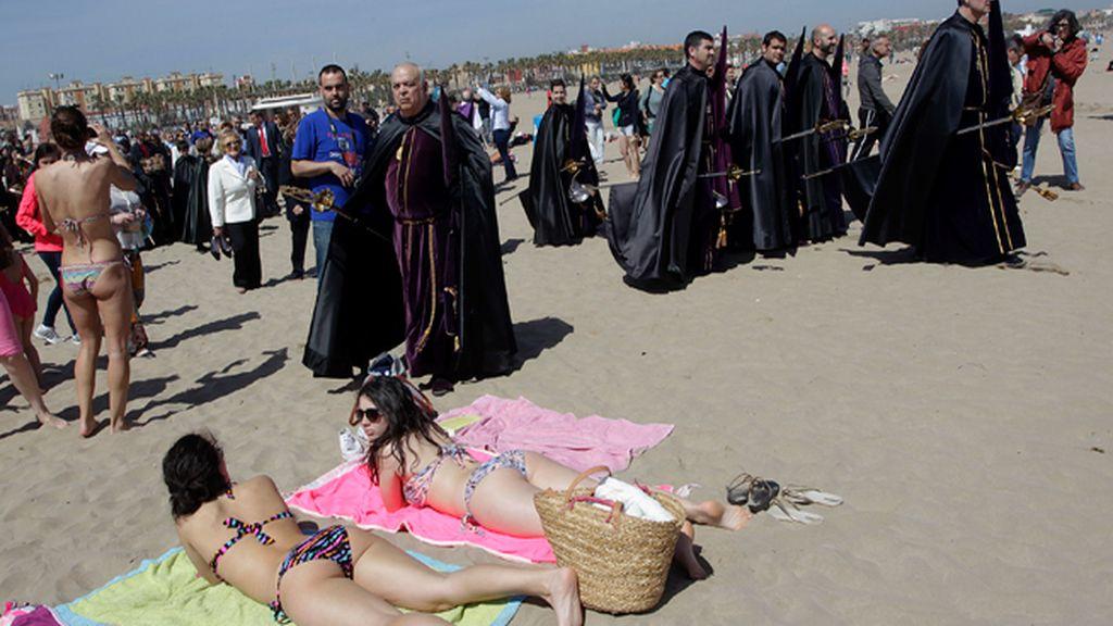 Los destinos de playa más especiales en Semana Santa
