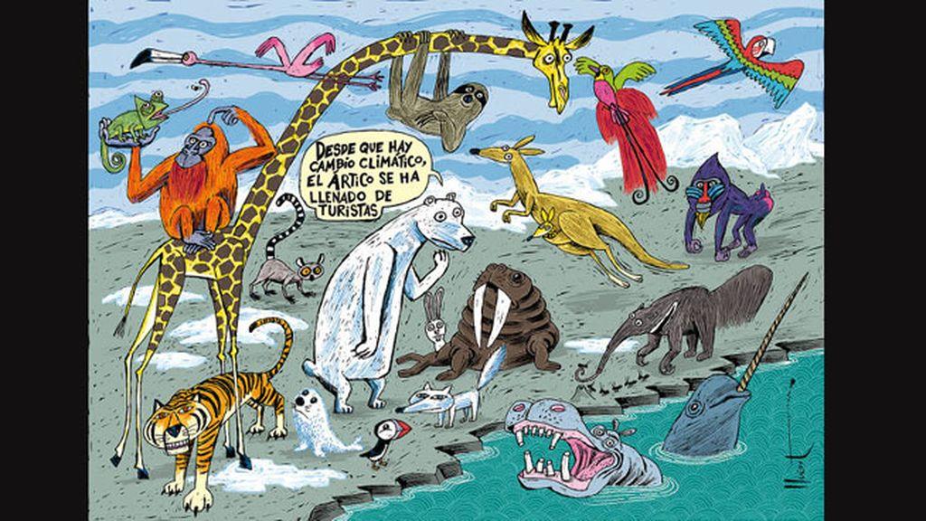 Lluïsot y todo un ecosistema en peligro
