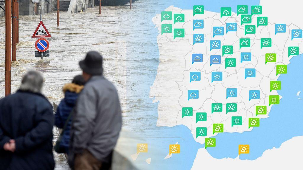 inundaciones baleares