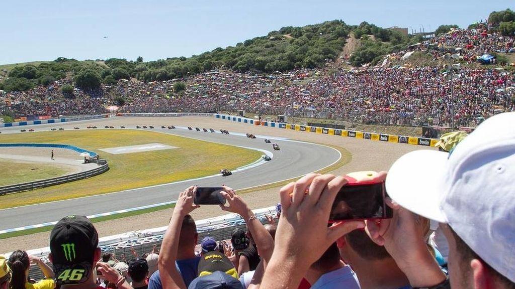 MotoGP, Jerez de la Frontera,