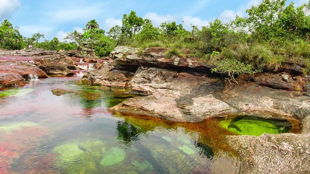 Unos 100 kilómetros de Paraíso en Colombia